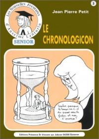 Le chronologicon