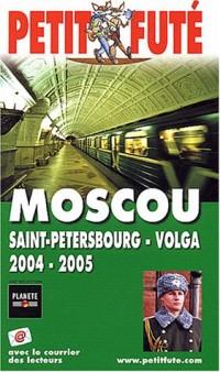 Moscou - Volga - St-Pétersbourg 2004
