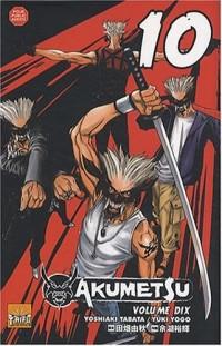 Akumetsu Vol.10