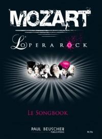 Mozart L'opera Rock Piano Voix et Accords tous instruments