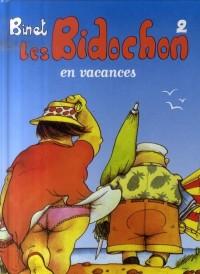 Les Bidochon, Tome 2 : Les Bidochon en vacances