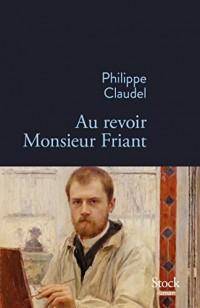 Au revoir Monsieur Friant (La Bleue)