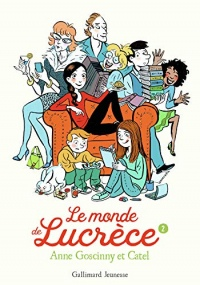 Le monde de Lucrèce (Tome 2)  width=