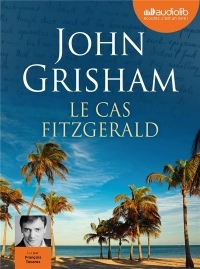 Le Cas Fitzgerald - Livre Audio 1 CD MP3  width=