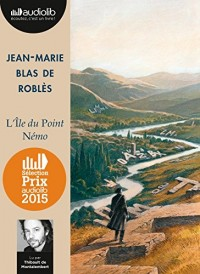 L'Ile du point Nemo: Livre audio 2 CD MP3  width=