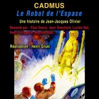 Cadmus: Le robot de l'espace  width=
