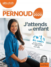 J'attends un enfant: Livre audio 2 CD MP3  width=