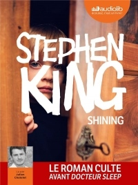 Shining: Livre audio 2 CD MP3  width=