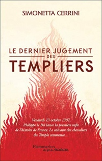 Le dernier jugement des Templiers  width=