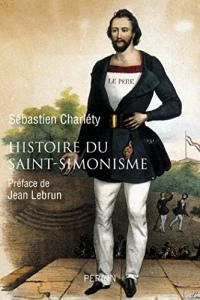 Histoire du Saint-simonisme  width=