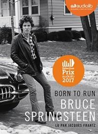 Born to run: Livre audio 2 CD MP3  width=