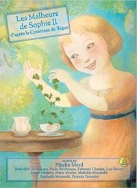 Les Malheurs de Sophie ( 1 CD + livret)  width=