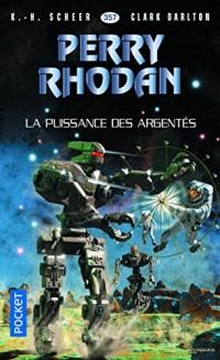 Perry Rhodan n°357 : La Puissance des argentés  width=