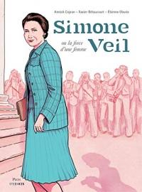 Simone Veil, la force d'une femme  width=