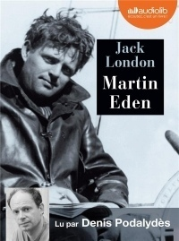 Martin Eden: Livre audio 2 CD MP3