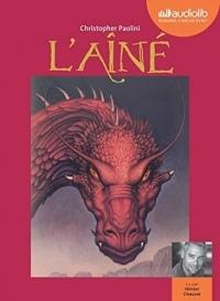 Eragon - T02 - Eragon 2 - l'Aine - Livre Audio 3 CD MP3