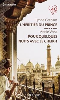 L'héritier du prince - Pour quelques nuits avec le cheikh (Ispahan)  width=