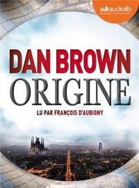 Origine: Livre audio 2 CD MP3