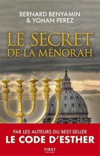 Le secret de la Menorah  width=