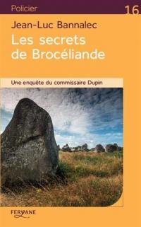 Les secrets de Brocéliande : Une enquête du Commissaire Dupin  width=