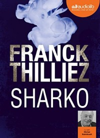 Sharko: Livre audio 2 CD MP3  width=