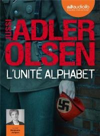 L'Unité Alphabet - Livre Audio 2 CD MP3