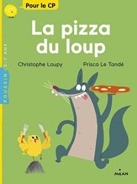 La pizza du loup (Milan poussin)