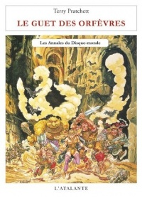 Le Guet des Orfèvres: Les Annales du Disque-monde, T15