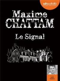 Le Signal - Livre Audio 2 CD MP3  width=