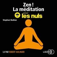 Zen ! La méditation pour les Nuls: Pour les Nuls  width=
