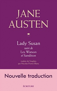 Lady Susan, Les Watson, Sanditon, nouvelle traduction