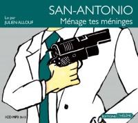San-Antonio: ménage tes méninges  width=