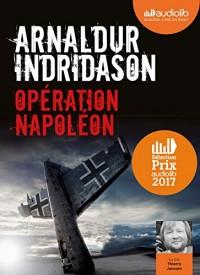 Opération Napoléon: Livre audio 1 CD MP3  width=