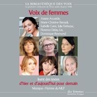 Voix de femmes d'hier et d'aujourd'hui pour demain