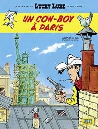 - Un cow-boy à Paris