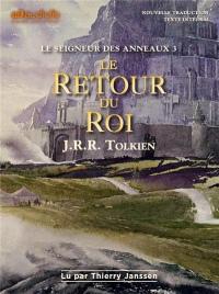 Le Seigneur des Anneaux 3 - Le Retour du Roi: LIVRE AUDIO 2CD MP3  width=