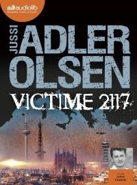 Victime 2117 - La huitième enquête du département V: Livre audio 2 CD MP3  width=
