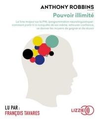 Pouvoir illimité - Le livre majeur sur la PNL (programmation neurolinguistique)  width=