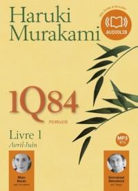 1Q84 Livre 1: Livre audio 2 CD MP3  width=