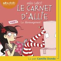 Le Déménagement: Le Carnet d'Allie 1  width=
