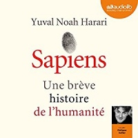 Sapiens : Une brève histoire de l'humanité  width=