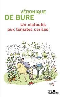 Un clafoutis aux tomates cerises  width=