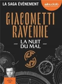 La Nuit du mal - La Saga du Soleil noir, vol. 2: Livre audio 1 CD MP3  width=