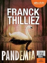 Pandemia: Livre audio 2 CD MP3