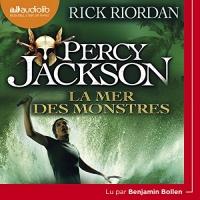 La mer des monstres: Percy Jackson 2