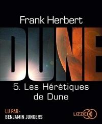 Les Heretiques de Dune - Tome 5