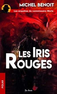 Les Iris rouges  width=
