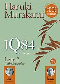 1Q84 Livre 2: Livre audio 2 CD MP3  width=
