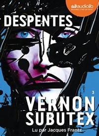 Vernon Subutex 3: Livre audio 1 CD MP3  width=