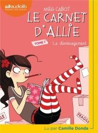 Le Carnet d'Allie 1 - Le Déménagement  width=